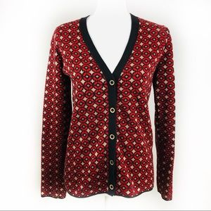 Fossil Button up Cardigan sz S